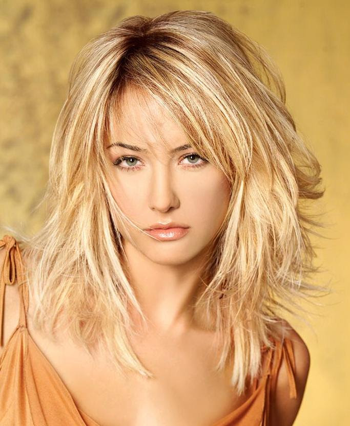 Medium Hairstyles For Thin Hair Trendy Hairstyles
