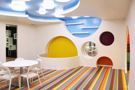 Kalorias - Children's Space / estúdio AMATAM
