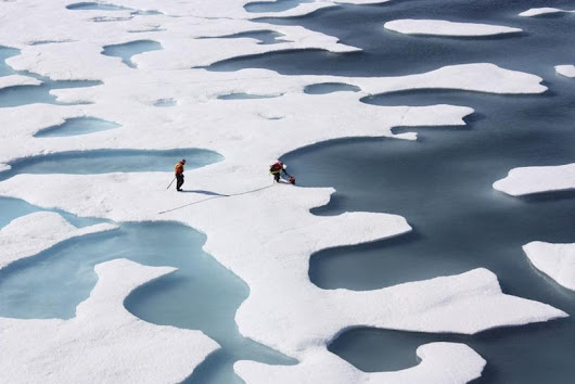 Arctic sea ice melt to exacerbate California droughts: study