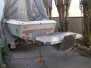Boat Pod Outboard Motor Bracket