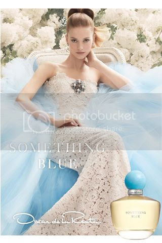 Oscar de la Renta Something Blue Fragrance