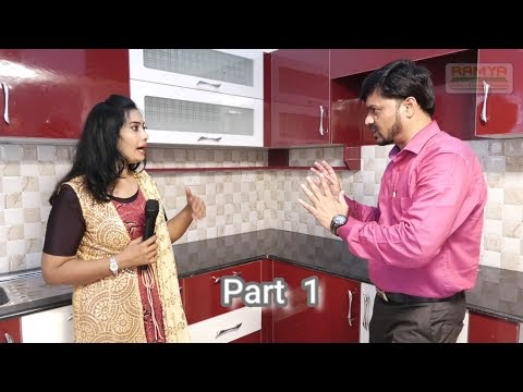 Our Client Mr.Ayyalusamy House  VGN Temple Town | Ramya Modular Kitchen ...