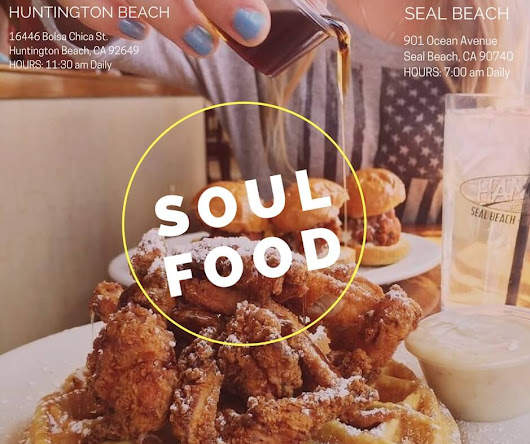Soul Food in Orange County, CA: Best Places Nearby