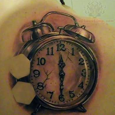 Small Clock Tattoos Best Tattoo Ideas
