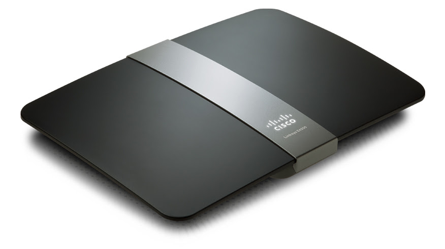 Linksys E4200 Wireless Router