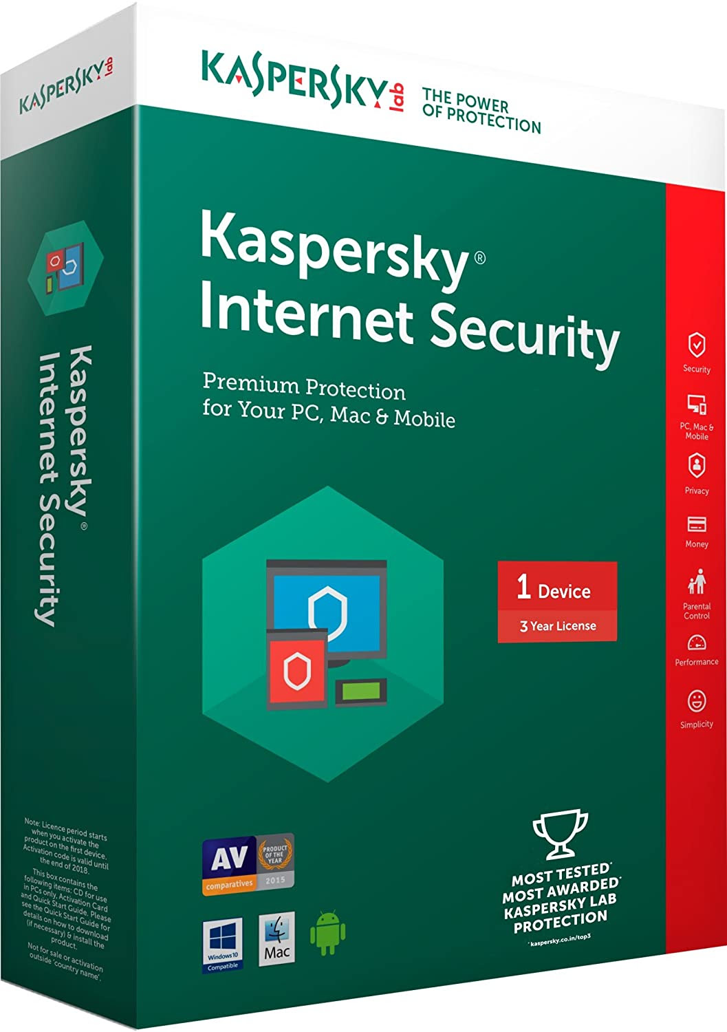 Deals on Kaspersky Internet Security Latest Version