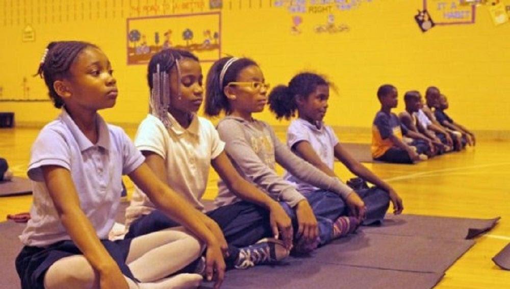 Resultado de imagen para El colegio que ha sustituido los castigos por la meditación