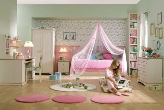 10 Cool Toddler Girl Room Ideas | Kidsomania