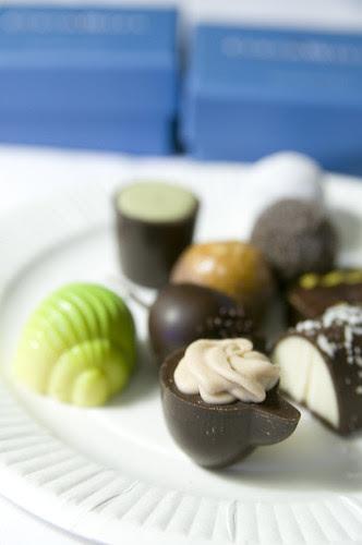 Bon Bon Chocolats, Cocoa Bella, Westfield San Francisco Centre