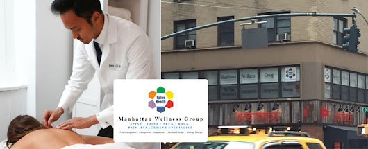 Manhattan Wellness Group: MidTown East is a Chiropractor in New York, NY