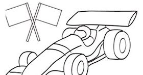 Sketsa Mobil Yang Mudah