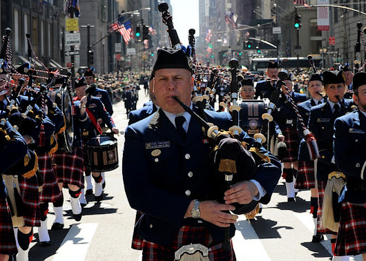 History of the St. Patrick's Day Parade in America