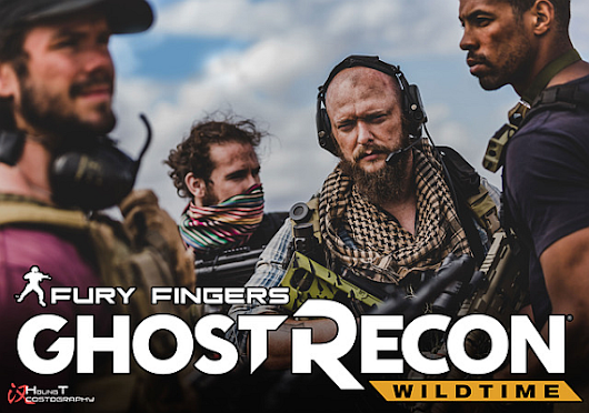Fury Fingers: Ghost Recon Wildtime