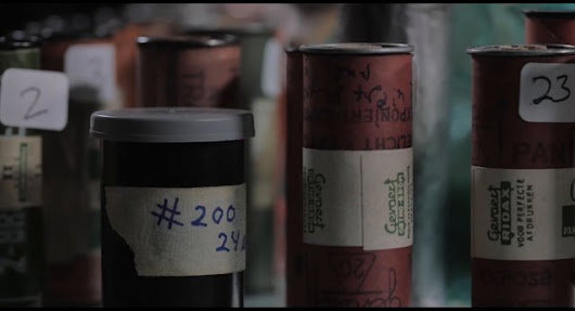 31 Rolls of Film Taken by a World War II Soldier Get Discovered & Developed Before Your Eyes