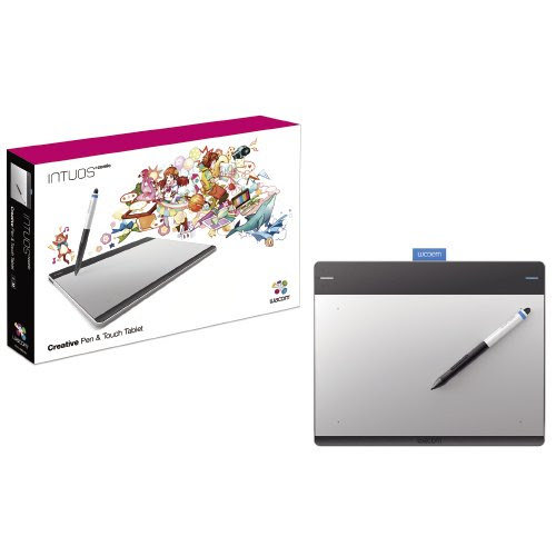 wacom Intuos Pen & Touch Comic medium Mサイズ CTH-680/S1