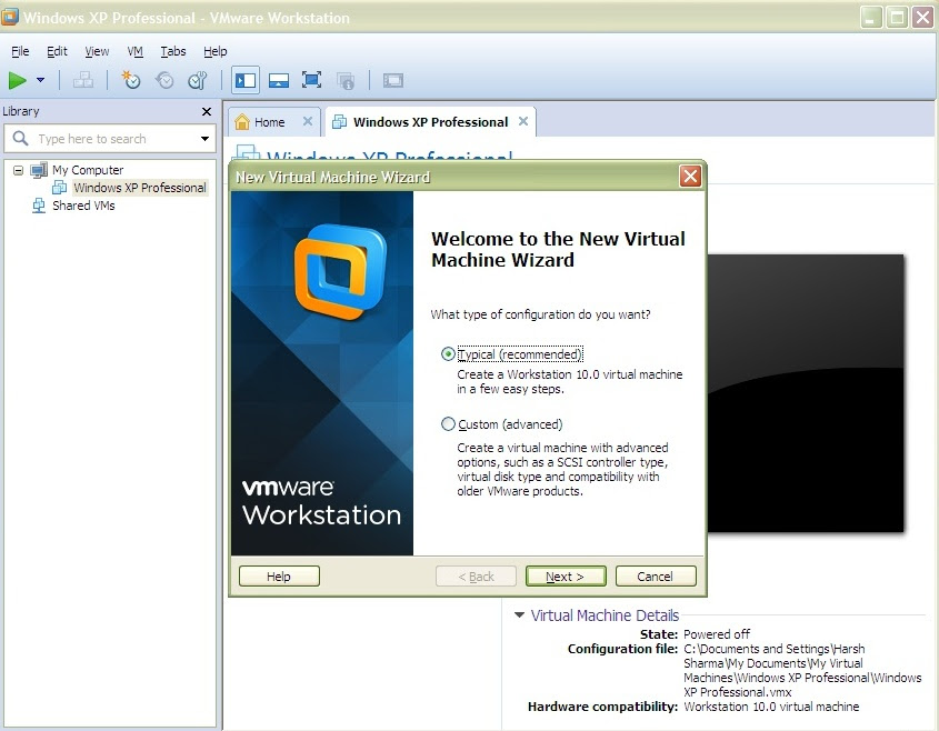 How to Install Backtrack 5 R3 in VMware Workstation 10 ?