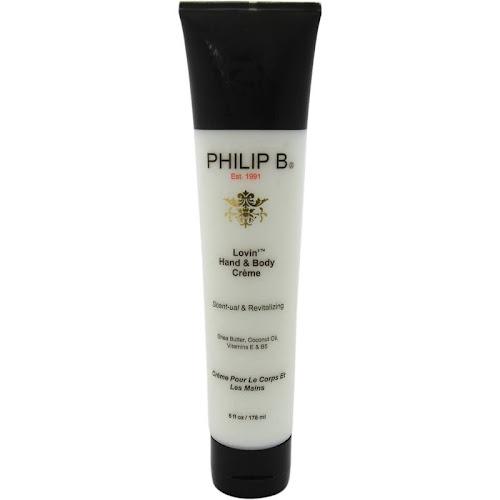 Philip B . 6-Ounce Lovin Hand & Body Creme