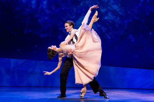 Theatre Review: 'An American in Paris' - Daily Actor