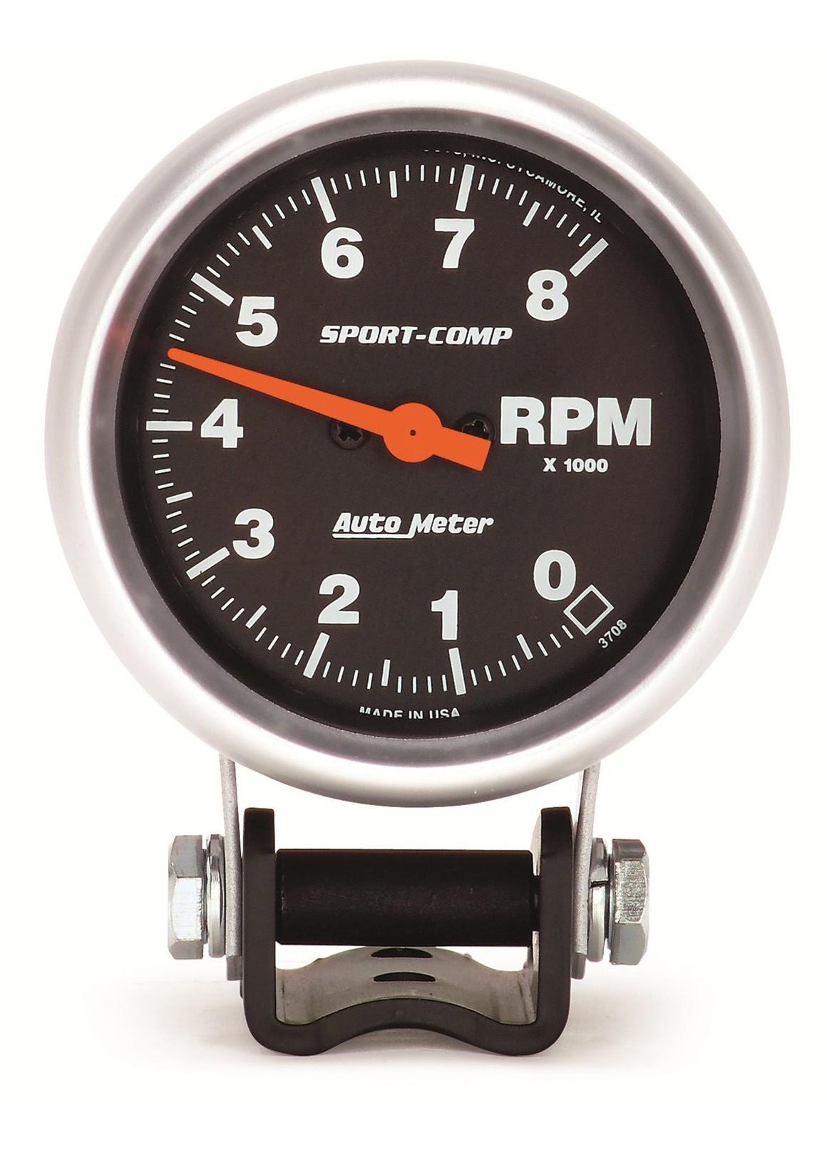 Auto Meter Pro Comp 2 Wiring Diagram