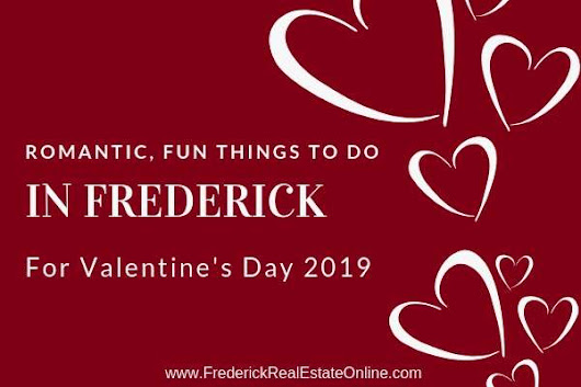 Valentine's Day Romance and Fun in Frederick Maryland