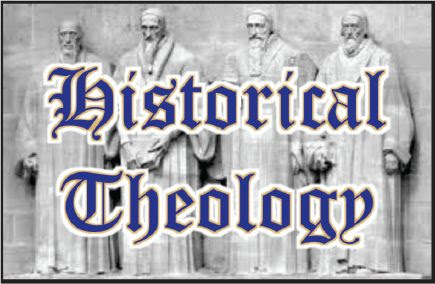 The History of Theology Modular