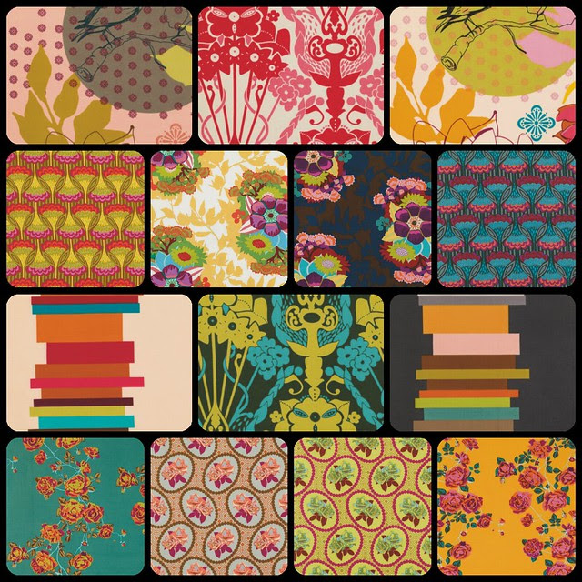 Anna Maria Horner Fabric Giveaway!!