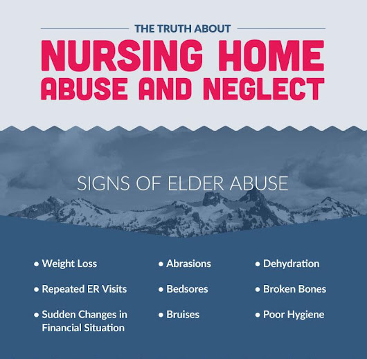 Nursing Home Abuse and Neglect - What You Need to Know