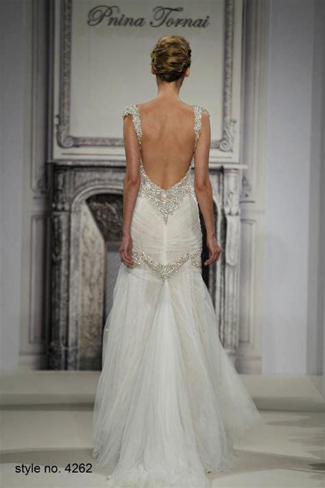 Daring And Sexy Pnina Tornai Wedding Dresses Spring 2014