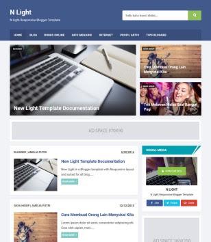 n-light-blogger-templates