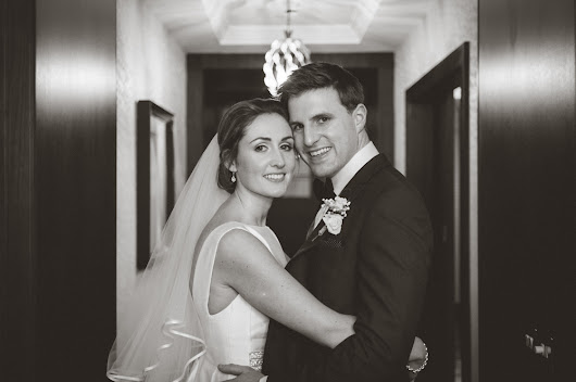 Rain Drenched Christmas Wedding Still Looks Great... - Wedding Photographer Cork