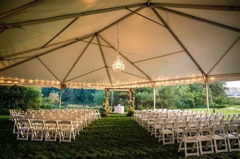 tips  planning  tented  home wedding  jersey