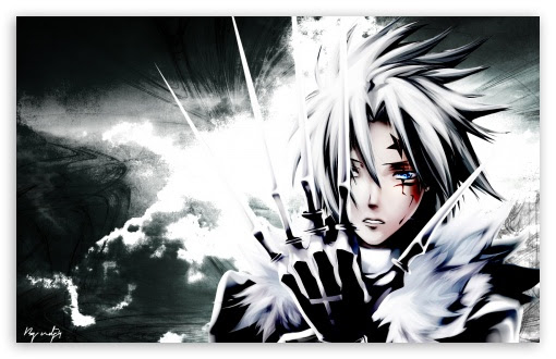 D.Gray-man Hallow Hd