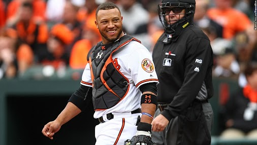 Exchanging Matt Wieters For Welington Castillo Worked Out Well For Orioles