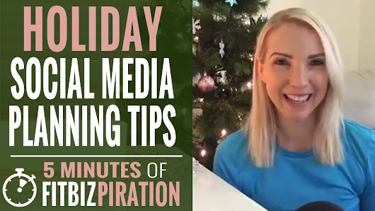 5 Minutes of Fitbizpiration with Chantal | Show 22 - Active Management