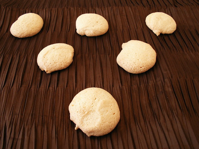 Cajun Macaroon Cookies