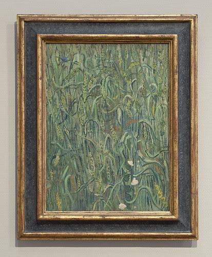 Korenaren, Vincent van Gogh (1890)