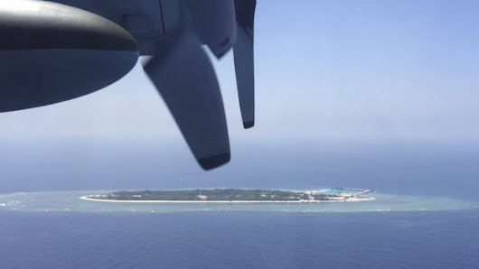 South China Sea dispute: China is trading aid for support for claims
