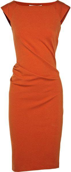 Diane Von Furstenberg Gabi Stretchjersey Dress