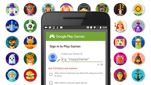 Google Play Games is ditching Google+ tie-in for new Gamer ID profiles