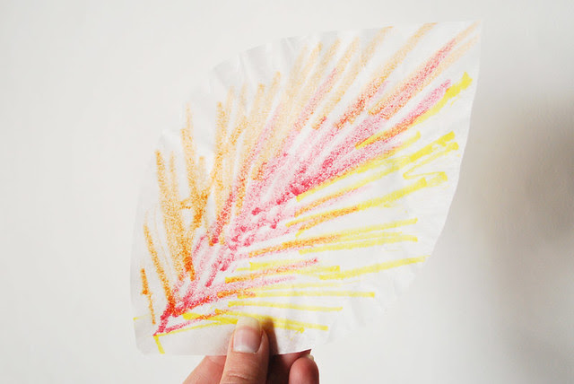 Coffee Filter Leaf