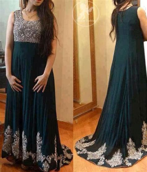 Pakistani Maxi Dresses Designs   Summer Maxi Dresses 2015