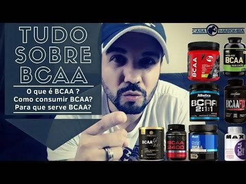 BCAA: Aprenda Tudo Sobre BCAA - Para que serve, Como Consumir e Efeitos Colaterais