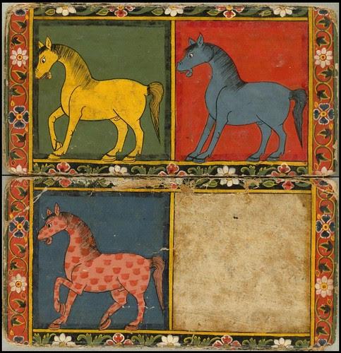 Nepal Horse Book
