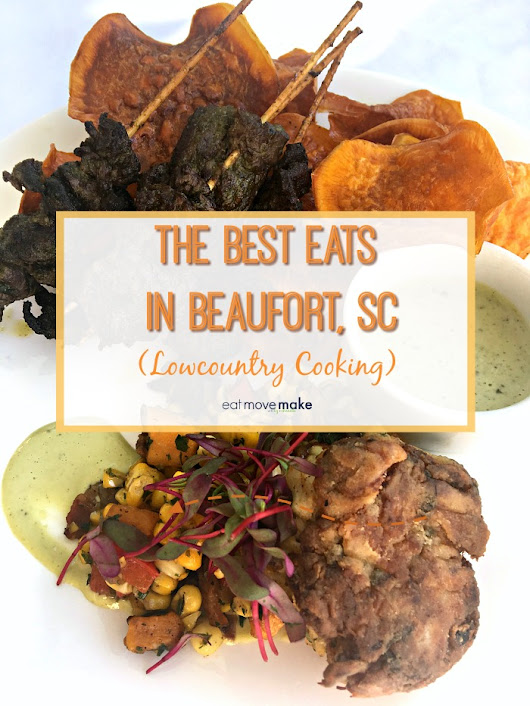 Restaurants in Beaufort SC - Get a Taste of Lowcountry Cuisine!