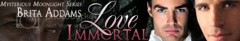 Love Immortal By Brita Addams