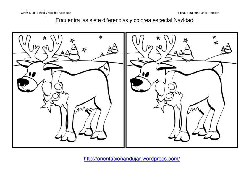 Dorable Hojas De Actividades De Navidad Para Niños Festooning ...
