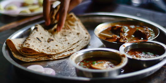 Best Curry Places In London