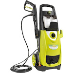 Sun Joe SPX3000 Electric Water Pressure Washer, Green - 14.5-Amp - 2030 PSI - 1.76 GPM