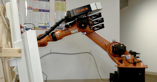 Veo Robotics gives industrial robots a sixth sense for safely working around people  |  TechCrunch