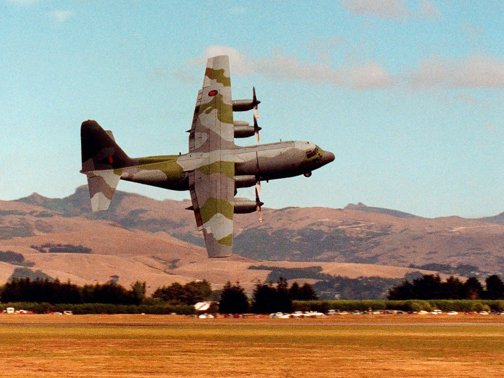 Foto - foto Unik: Pesawat Kepresidenan RI